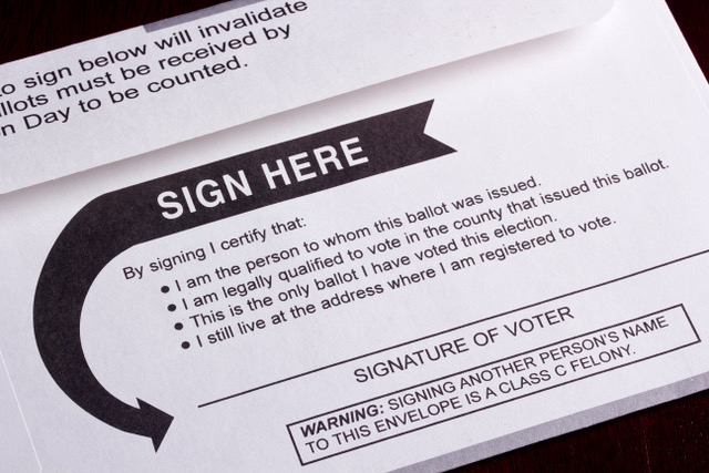 We Need to Enforce Voter Disclosure