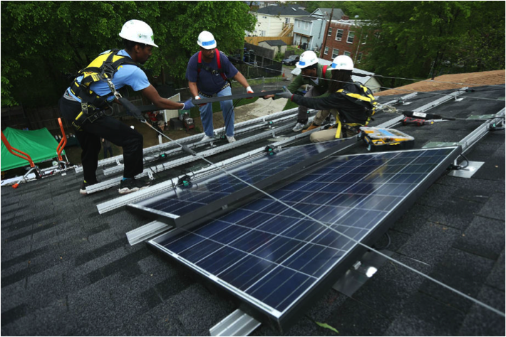 Putting A Tariff On Solar Panels Is Totally Anti-Environmental