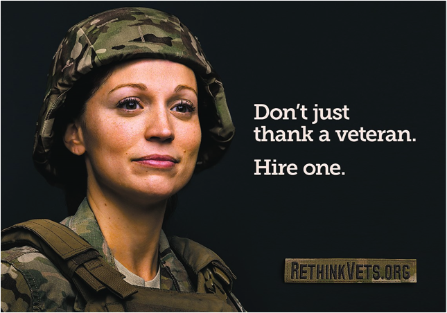 Incentivize Businesses To Hire Struggling Veterans And Individuals