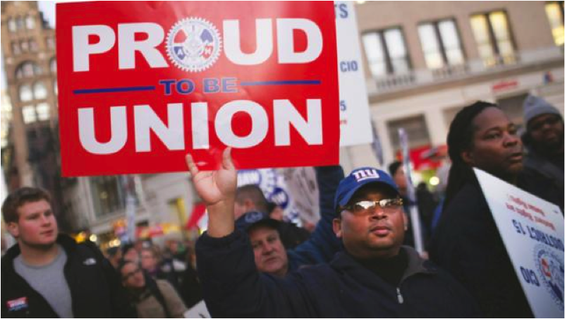 It's Time To Re-examine The Role Of Organized Labor