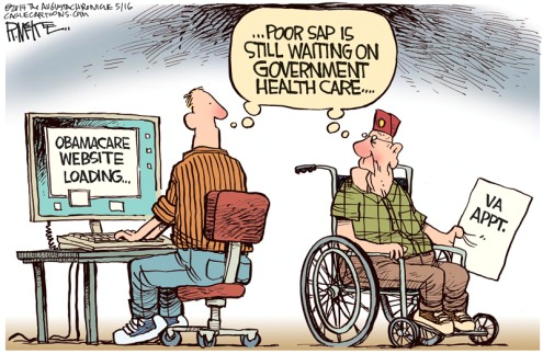 Privatize the VA to Take Better Care of our Veterans