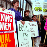equal pay women's march