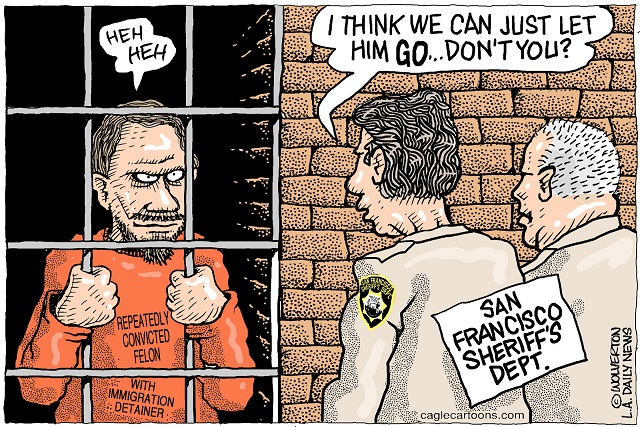 Do Away With Sanctuary Cities