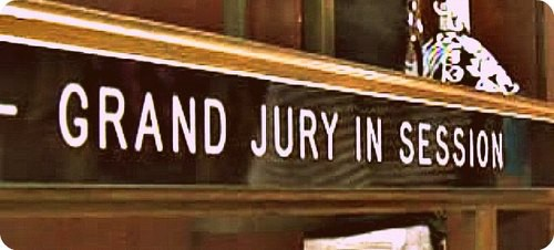 The Grand Jury Could Help