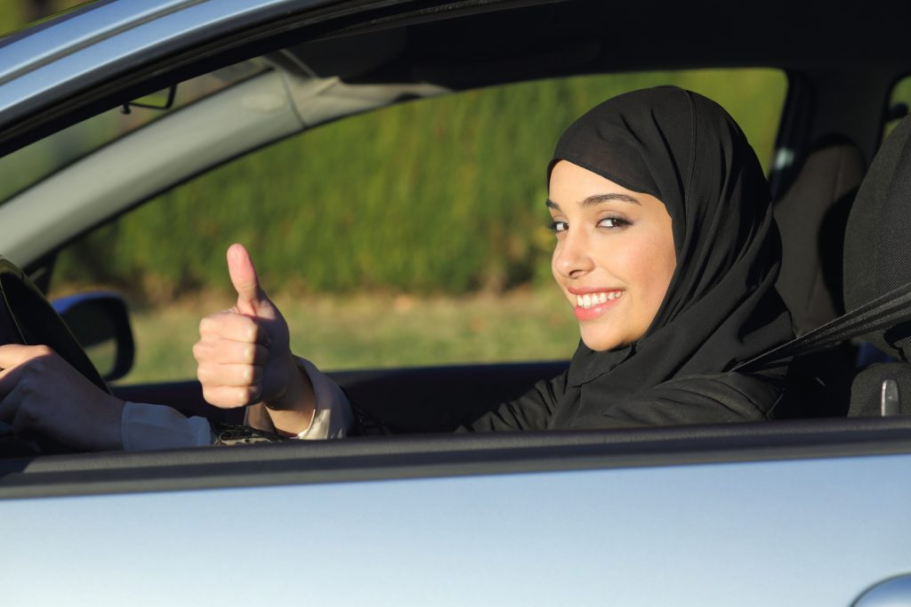 A Road Trip For The Saudi Arabian Women