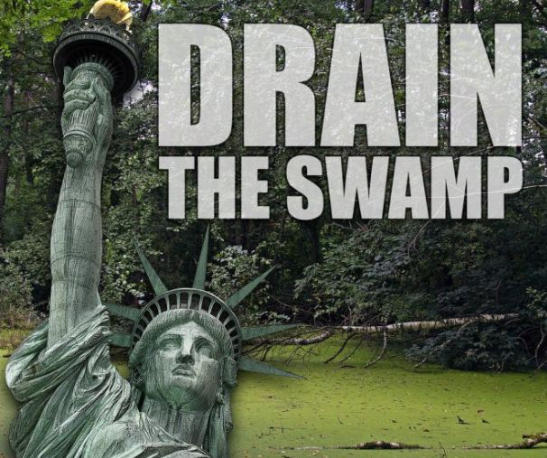 Our Swamp Needs Fresh Water