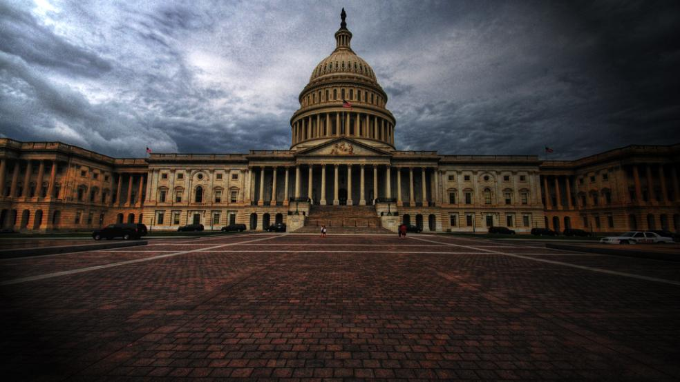 Americans Don't Like Congress, But They Don't Challenge Their Local Congressional Leaders
