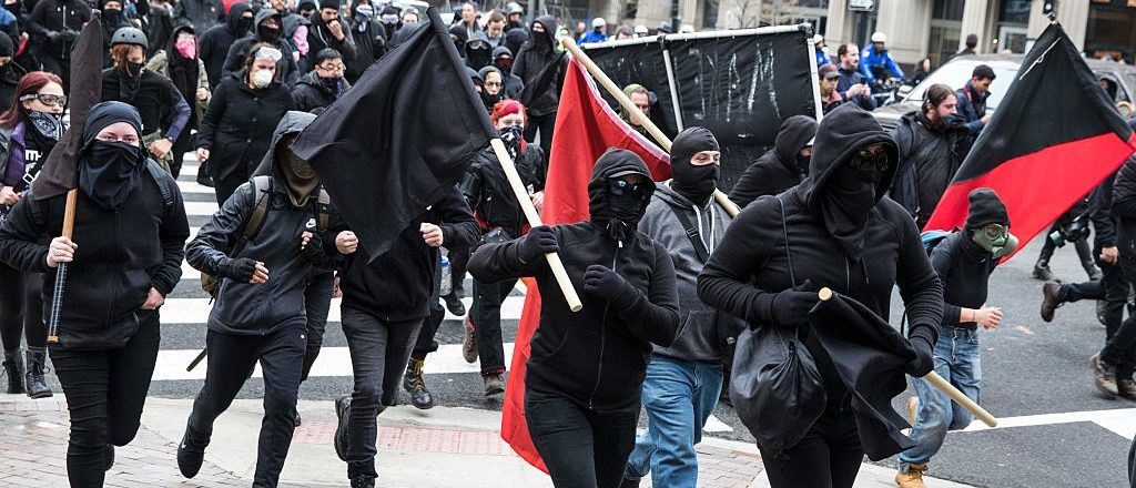 Antifa Movement is Fighting Fire with Fire