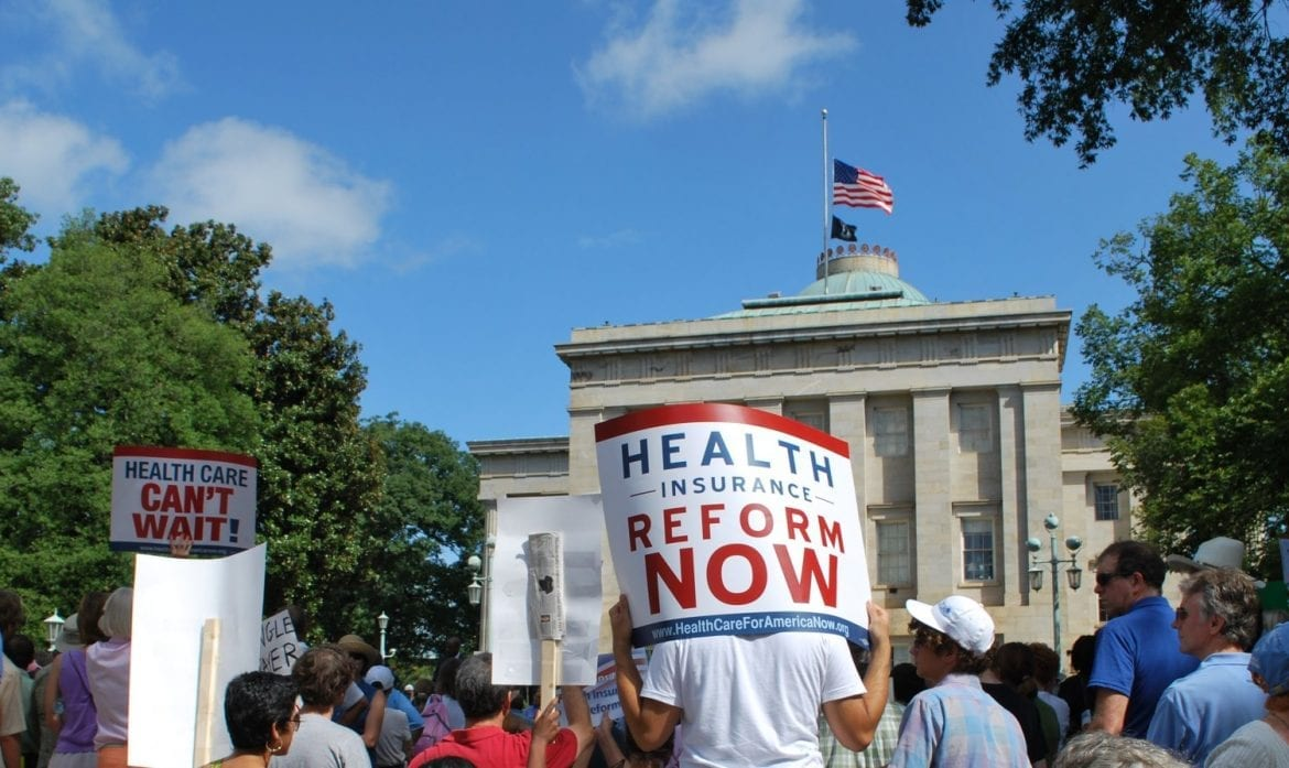 Quick Thoughts on Health Insurance Reform