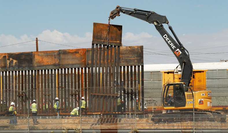 Why Was The Secure Fence Act of 2006 Acceptable But Trump's Wall Isn't?