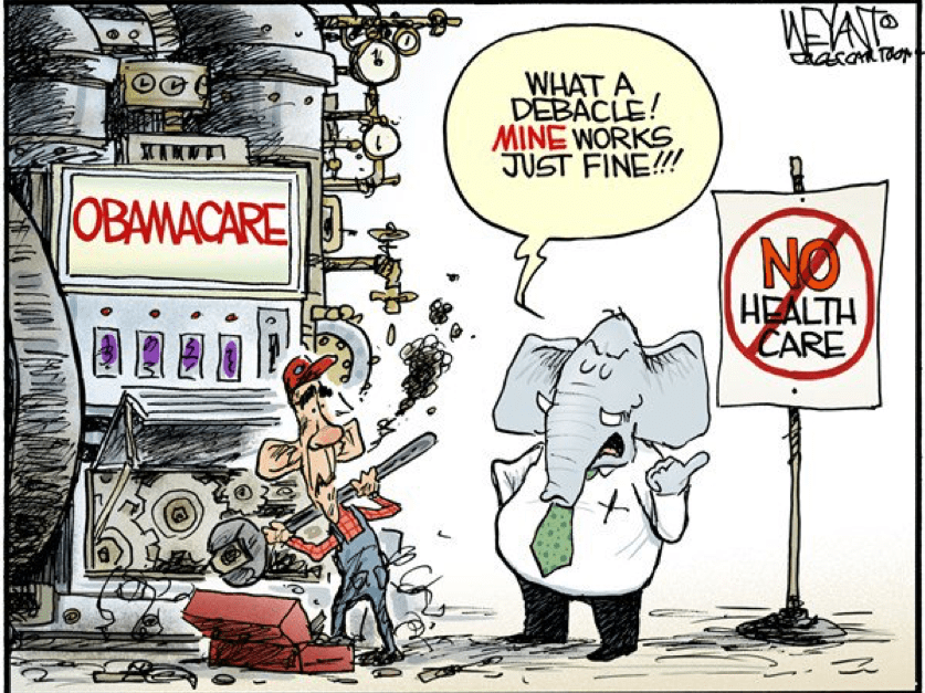 To Care or To Obamacare? We Must Do something about healthcare