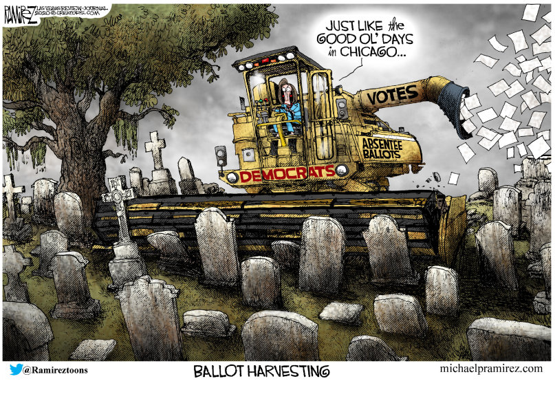 Graveyard Voters