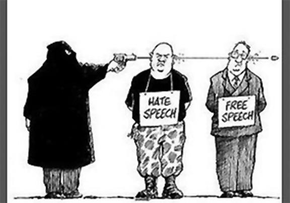 Free Speech vs Hate Speech In American Life