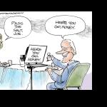 Joe Biden Teleprompter