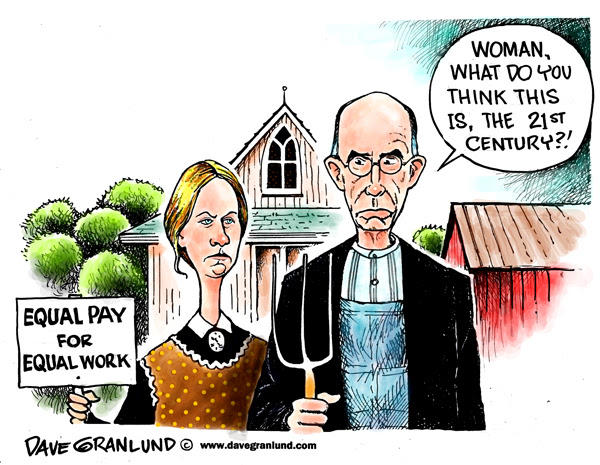 Equal Pay For ALL