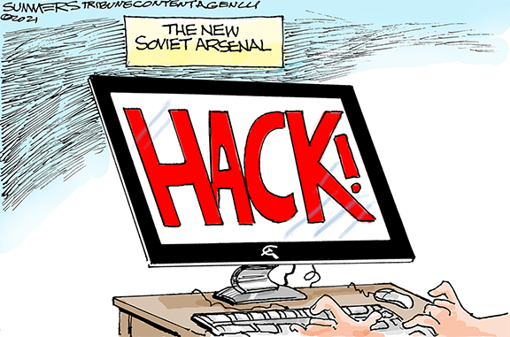Where's Our Cyber-Security?